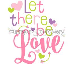 Let There Be Love SVG