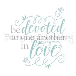 Be Devoted To One Another SVG
