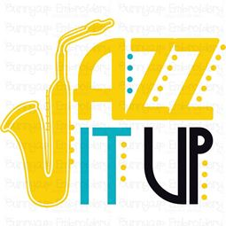 Jazz It Up SVG