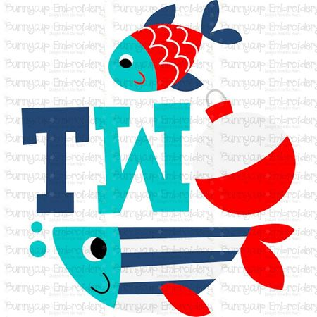 Two Fish SVG