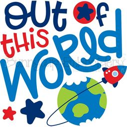 Out Of This World SVG