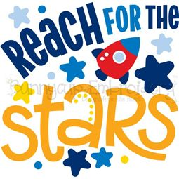 Reach For The Stars SVG