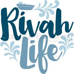 Rivah Life SVG