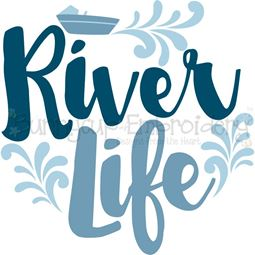 River Life SVG