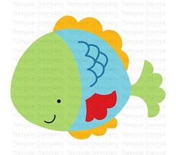 Sea Creatures SVG 3
