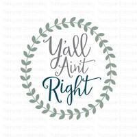 Southern Sentiments SVG