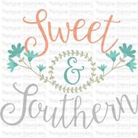 Southern Sentiments Three SVG