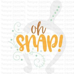 Oh Snap Wishbone SVG
