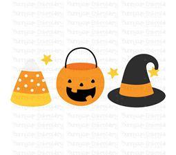 Halloween Trio SVG
