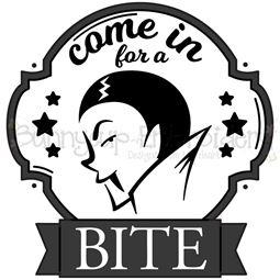 Come In For A Bite SVG