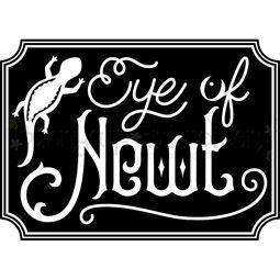 Eye Of Newt SVG