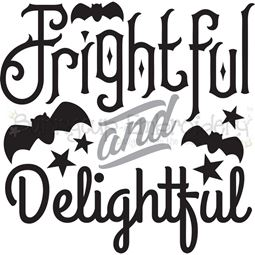 Frightful And Delightful SVG
