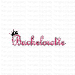 Bachelorette SVG