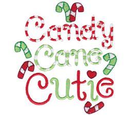 Candy Cane Cutie