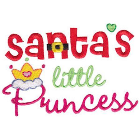 Santa's Little Princess