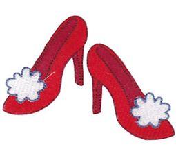 Christmas High Heels