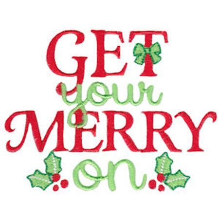 Get Your Merry On