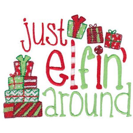 Just Elfin Around