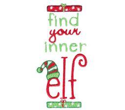 Find Your Inner Elf