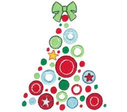 Circle Christmas Tree