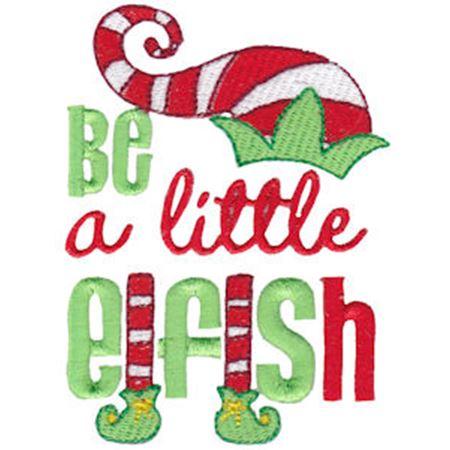 Be A Little Elfish