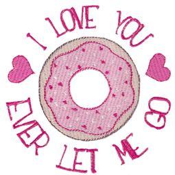 Doughnut Let Me Go