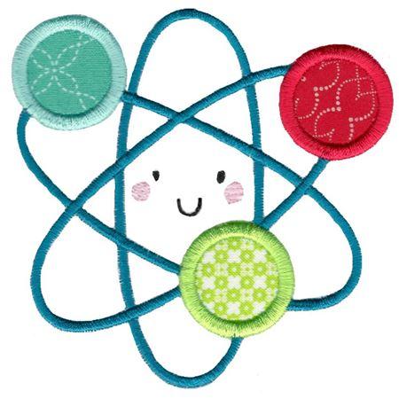 Applique Atom