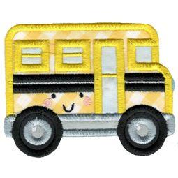 Applique School Bus