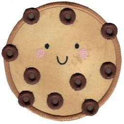 Applique Cookie