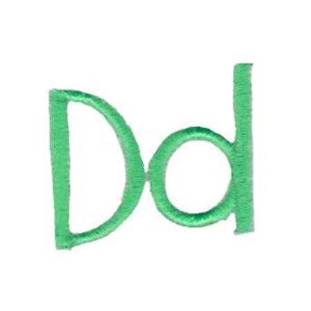 Shake It Off Alphabet D