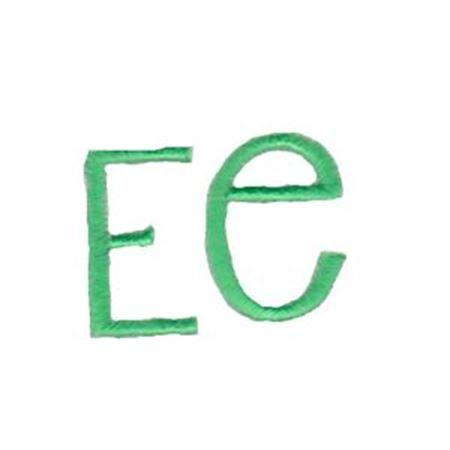 Shake It Off Alphabet E
