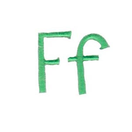 Shake It Off Alphabet F