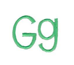 Shake It Off Alphabet G