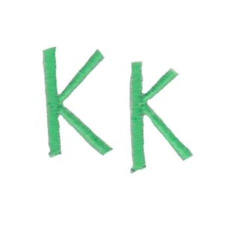 Shake It Off Alphabet K