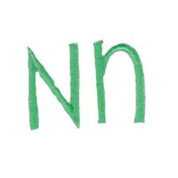Shake It Off Alphabet N