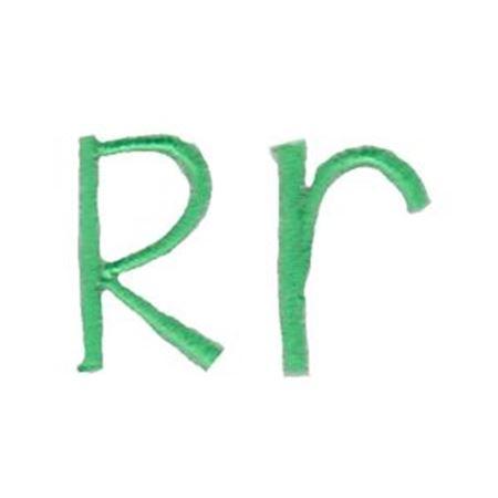Shake It Off Alphabet R
