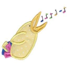 Singing Bird Applique