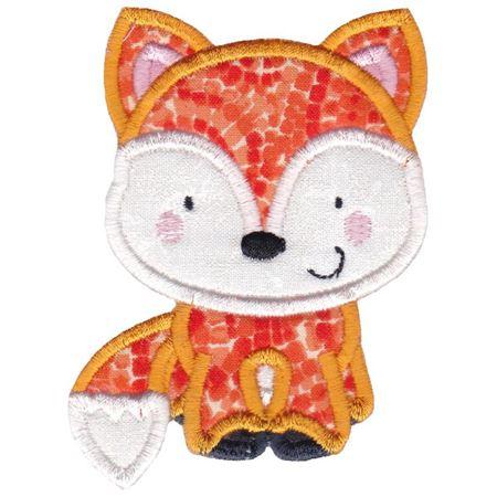 Fox Applique