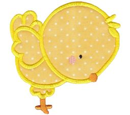 Chick Applique