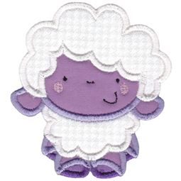 Sheep Applique
