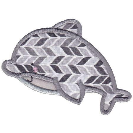 Dolphin Applique