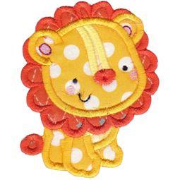 Lion Applique