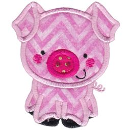 Pig Applique