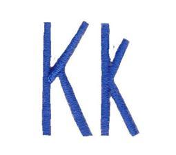 Skinny Latte Font K