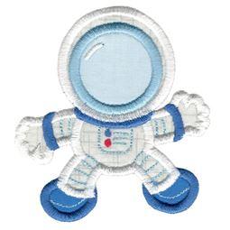 Applique Astronaut