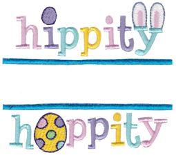 Split Hippity Hoppity