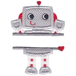 Split Robot Applique