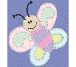 Sweet Spring Applique 2