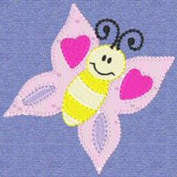 Sweet Spring Applique 8