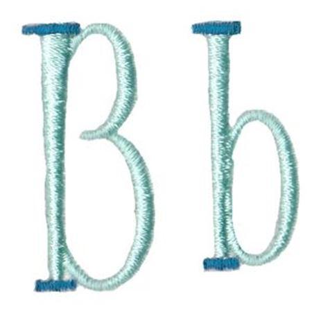 Stand Tall Alphabet B